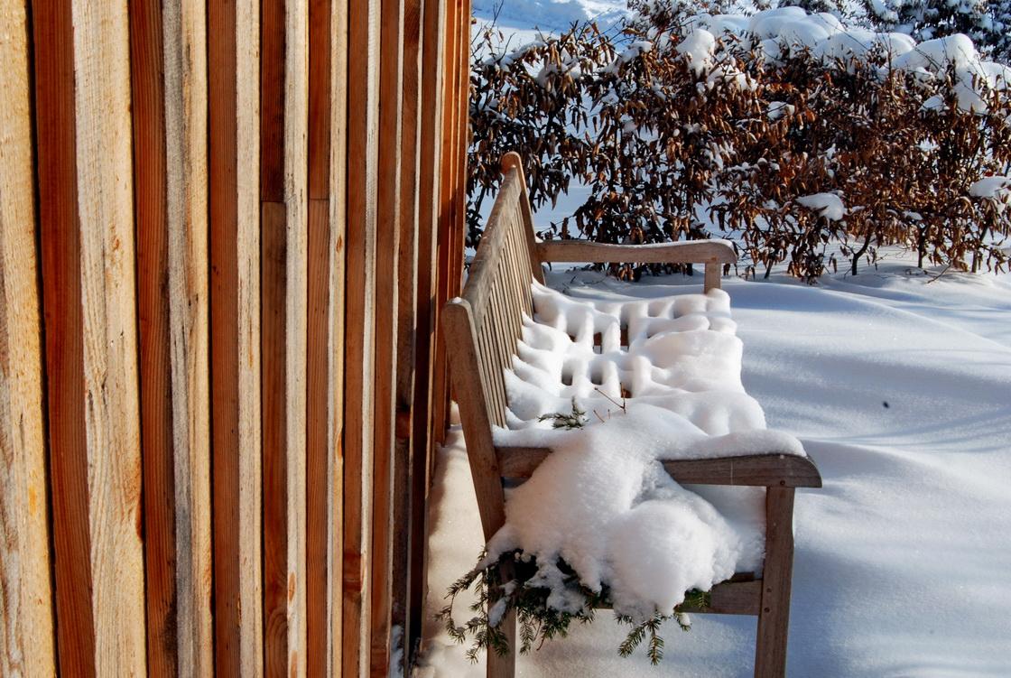 garden-design-teak-bench