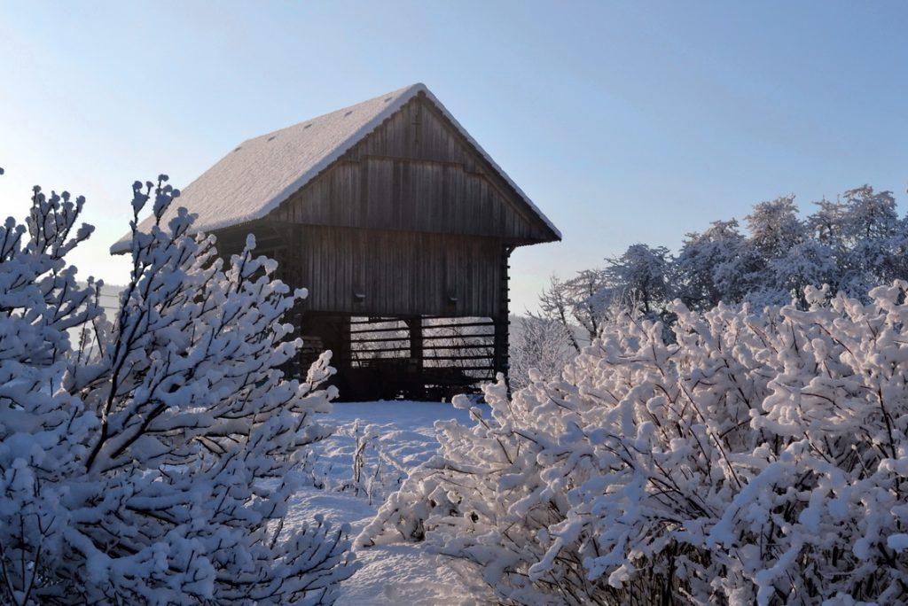 kozolec-zimska-idila
