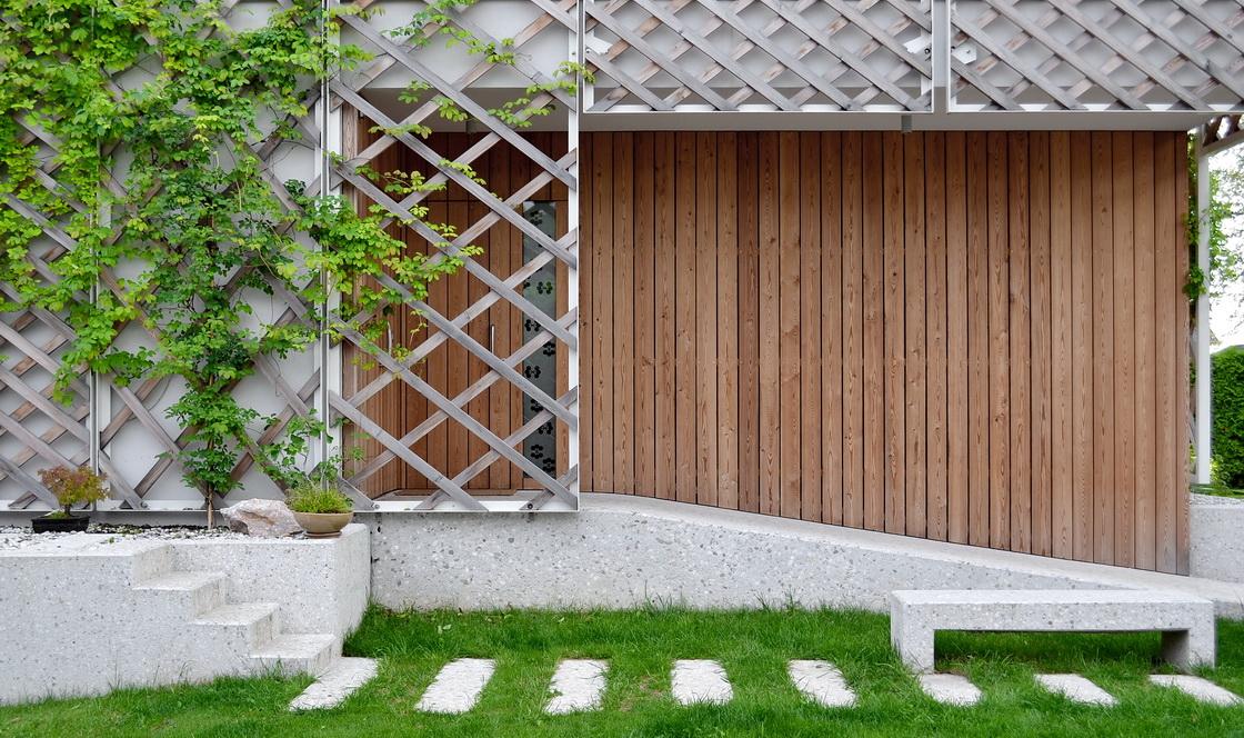 sodobni urbani vrt