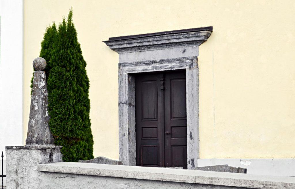 parkovna ureditev pokopališča
